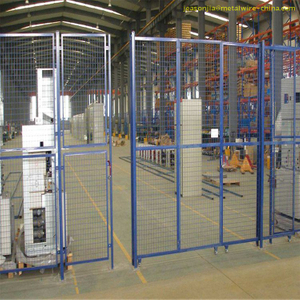 Workshop Isolation Fence